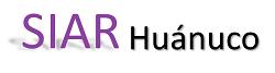 SIAR HUANUCO | Sistema de información regional